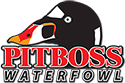 PITBOSS Waterfowl Logo